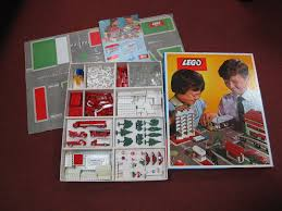 an immaculate original lego town plan set 810 from the mid to