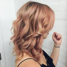 rose gold hair color rose gold hair is the hottest trend this season ombre hair