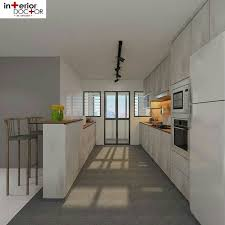 Bto Kitchen Design Hdb Bto 5 Room Scandinavian At Blk 523d Green Leaf Tampines