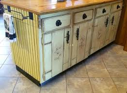 Kitchen Cabinet Appliques Kitchen Island Gets Country French Makeover Guest Post Country