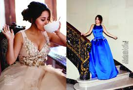 becky dress becky g tries on prom dresses for seventeen cloutier remix