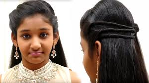hair stayel open daylimotion on pakisyan easy beautiful hair styles for school kids hairstyle videos