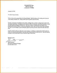 letter of recommendation for coworker recommendation letter