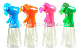 handheld misting fan portable handheld mini water mist fan with spray bottle buy