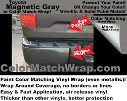 bumper chrome delete with color matching vinyl wrap u2013 colorx labs