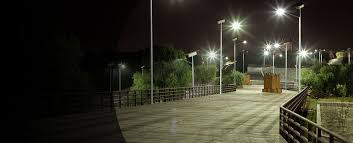 Outdoor Lightings by Carmanah Solar Lighting Solutions For Infrastructure