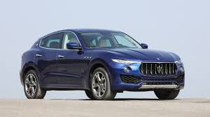 maserati levante blacked out maserati levante news and reviews motor1 com