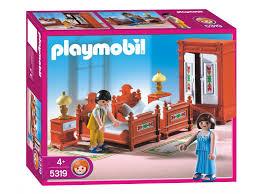 playmobil chambre b playmobil parents et chambre traditionnelle 5319