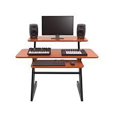 Recording Studio Desk For Sale by 3 Tier Home Studio Desk By Gear4music At Gear4music Com