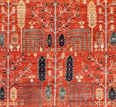 Red Tribal Rug Persian Tribal Rugs Come Mainly From Caucasus A Region Situated
