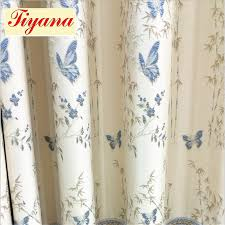 Decor Picture More Detailed Picture by Drapes For Living Room Picture More Detailed About Blue Butterfly