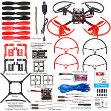Diy Drone Amazon Com Sunfounder 6d Box Mwc Multiwii Drone Quadcopter Diy