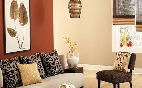 love the color of the accent wall and the surrounding neutral