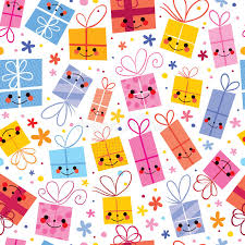 where to buy pretty wrapping paper gifts wrapping paper seamless pattern stock vector