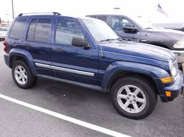2005 used jeep liberty 4dr limited 4wd at landers ford serving
