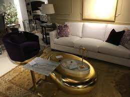 river stone coffee table riverstone coffee table 54 in gold leaf finish as shown on