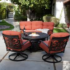 Allen Roth Fire Pit by Dining Tables Fire Pit Dining Table Round Propane Fire Pit Table