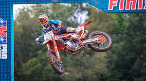 pro motocross racer lucas oil pro motocross 450mx marvin musquin sweeps two weather