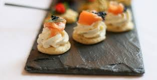 how to canapes how to do wedding canapés s kitchen