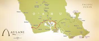 Hawaii World Map Maps Directions Aulani Hawaii Resort Spa Incredible Where Is