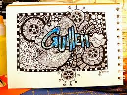 doodle name jc 57 best doodle images on crafts exercise and