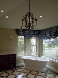 Lighting For Sloped Ceilings Bathroom Lighting For A Sloped Ceiling Residential Lighting