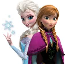 disney frozen anna elsa coloring kids
