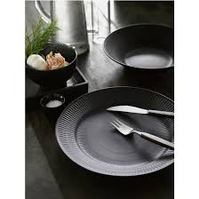 new black fluted and blue fluted by royal copenhagen nordicdesign