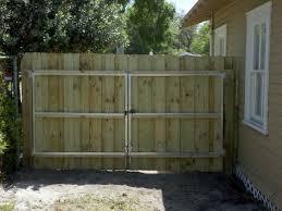 Backyard Gate Ideas Diy Wooden Pallet Gate Design Ideas Pic Wood Fence Gate Design