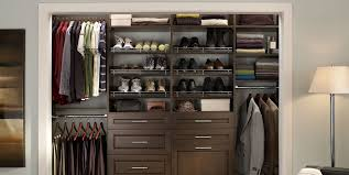 simple wood closet organizers how to build wood closet