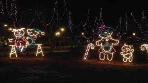 companies that put up christmas lights holiday lighting schedule