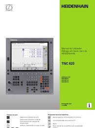 heidenhain tnc 620 manual do utilizador