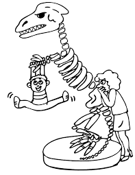 27 dinosaur skeleton coloring page bababy chicken colouring pages