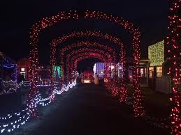 drive through christmas lights ohio 14 magical light displays in ohio that will simply mesmerize you