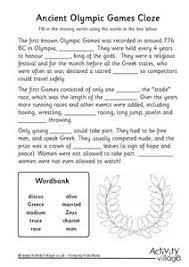 cloze procedure lesson plans u0026 worksheets reviewed by teachers