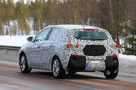 opel corsa bakkie 2018 opel corsa spied inside and out some bits look familiar