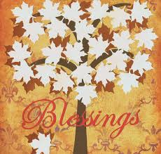 nellie s cottage thanksgiving blessing trees printable layouts