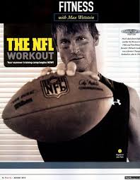max wettstein fitness blog the nfl workout for the weekend warrior