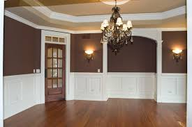 dining room two tone paint ideas with paint two tone walls with