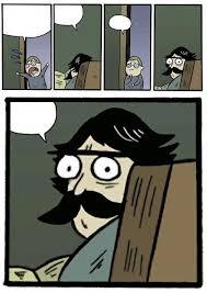 Stare Dad Meme Generator - stare dad template
