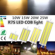 security light led replacement bulb dimmable r7s cob led replacement security flood light bulb l 78