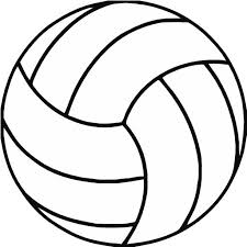 best sports volleyball coloring pages womanmate com