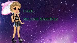 cake melanie martinez sped up lyrics youtube