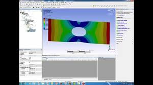 fatigue analysis of a plate with hole using ansys workbench 15 0 7