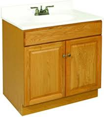 Bathroom Vanity With Top by Foremost Heo2418 Heartland 24 Inch Oak Vanity With Top Vanity