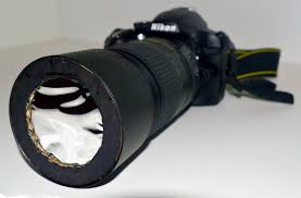 how to make a solar filter for a camera youtube