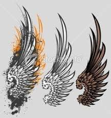 hermes wing tattoo design i really like this design love to