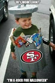 San Francisco 49ers Memes - 49ers halloween san francisco dallas cowboys love to hate