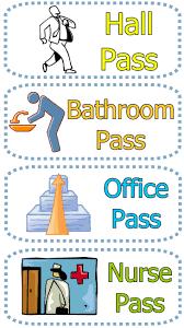 Bathroom Pass Ideas Marvelous Modest Bathroom Pass 28 Bathroom Pass Ideas 17 Best