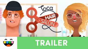 toca boca hair salon me apk hair styling app toca hair salon 2 gameplay trailer
